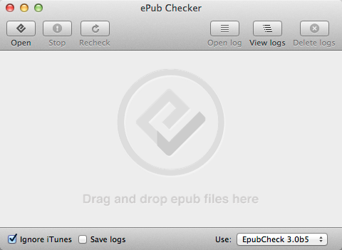 EPub Checker
